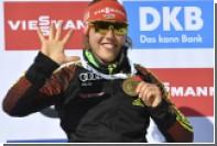 Немка Дальмайер выиграла гонку преследования на этапе КМ в Пхенчхане