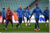 Стал известен состав сборной России на матч с Бельгией