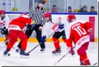 Глухие московские хоккеисты пропустили 29 шайб на Спартакиаде для инвалидов