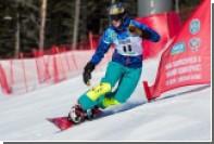 Глухие московские сноубордисты оформили золотой дубль на Спартакиаде