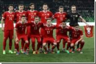 Всех футболистов сборной России проверят на допинг