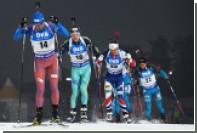 Мужская сборная России по биатлону выиграла общий зачет Кубка мира в эстафетах