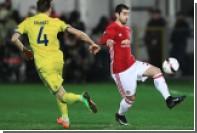 «Ростов» сыграл вничью с «Манчестер Юнайтед»
