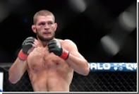 Нурмагомедов попал в больницу за сутки до боя с Фергюсоном в UFC