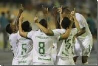 «Шапекоэнсе» выиграл первый международный матч после авиакатастрофы