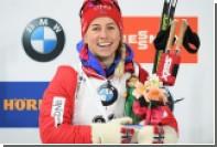 В последней женской гонке КМ победила норвежская биатлонистка