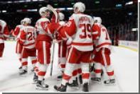 «Детройт» после ухода Дацюка впервые за 27 лет остался без плей-офф НХЛ