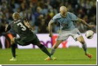 «Краснодар» проиграл испанской «Сельте» в Лиге Европы