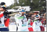 Сборная Тюменской области выиграла общий зачет чемпионата России по биатлону