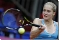 Олимпийские чемпионы Лондона и Рио сыграли в теннис с Анной Чакветадзе