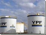 Акции нефтяной компании YPF рухнули на треть
