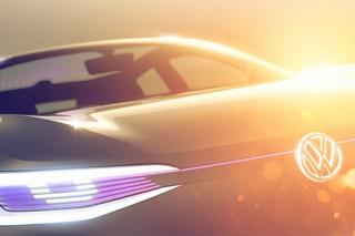 Volkswagen представит новый электрический кроссовер