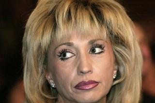 Ирина Аллегрова попала в «чистилище» сайта «Миротворец»