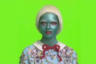 Gucci снял рекламу с пришельцами