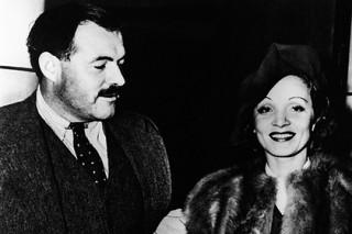 Любовное письмо Хемингуэя к Марлен Дитрих выставлено на аукцион