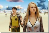 Новый фильм Люка Бессона оказался самым дорогим в истории Франции