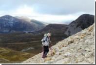 Британка решила бороться с раком костей альпинизмом