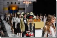 Сын Плющенко принял участие в модном показе