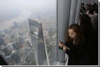 В самом высоком здании Китая открыли смотровую площадку