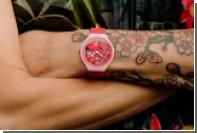 Swatch представил в России новые ультратонкие часы