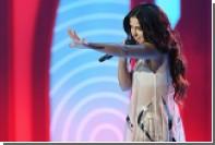 Певица Нюша оказалась в списке «Миротворца»
