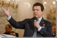 Кобзон предложил заставить каналы транслировать патриотические программы