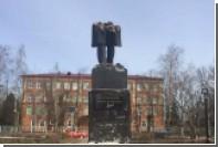 Вандалы разрушили памятник Пушкину в Подмосковье