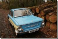 Британский школьный учитель собрал коллекцию советских машин