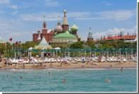Турпоток из России в Анталью вырос на 816 процентов