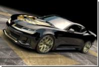 Chevrolet Camaro оснастили 1000-сильным двигателем