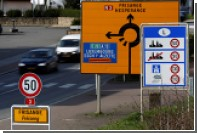 Евросоюз ужесточил правила посещения Шенгенской зоны