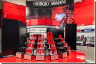 Посетители бутика Giorgio Armani Beauty смогут «примерить» макияж онлайн