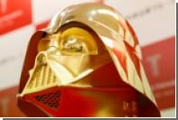 Японские ювелиры предложили золотую маску Дарта Вейдера за 1,4 миллиона долларов