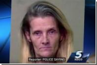 Пугавшая внучку американка в образе ведьмы получила три пожизненных срока