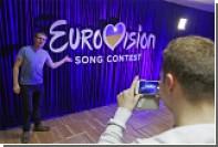 Участникам «Евровидения-2017» дали подержать главный приз конкурса