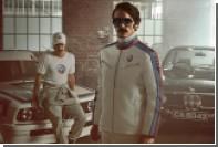 BMW сделал куртки для охотников за автографами