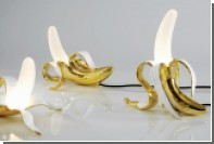 Марка Seletti изобрела светящиеся бананы