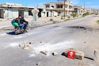 В Сирии жертвами ударов авиации коалиции стали десятки мирныхжителей