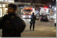 По делу о теракте в Стокгольме задержан подозреваемый с узбекским паспортом