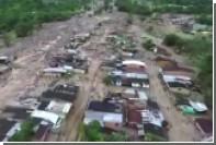 Селевой поток на юге Колумбии уничтожил несколько кварталов города Мокоа