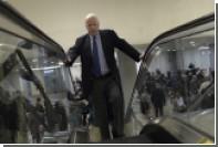 Маккейн обвинил Россию в содействии химатаке в Сирии