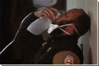 Число жертв «газовой атаки» в Сирии возросло до 58