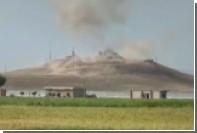 Курдские ополченцы уничтожили РЛС и БТР турецкой армии