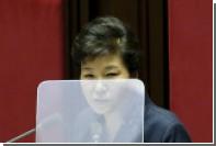 Бывшего президента Южной Кореи поместили в одиночную камеру