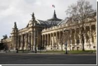 На выставке в Париже украли шкатулку с драгоценностями на 200 тысяч евро