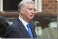 Британский министр обороны посоветовал быть бдительными в отношениях с Россией