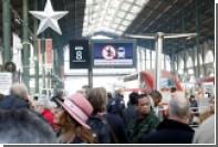 На вокзале в Париже задержали вооруженного ножом мужчину