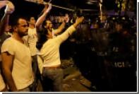 В Эквадоре противники Ленина устроили массовую драку с полицией