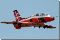 В Сербии разбился учебно-боевой самолет
