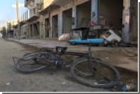При взрыве бомбы в сирийском автобусе погиб один человек